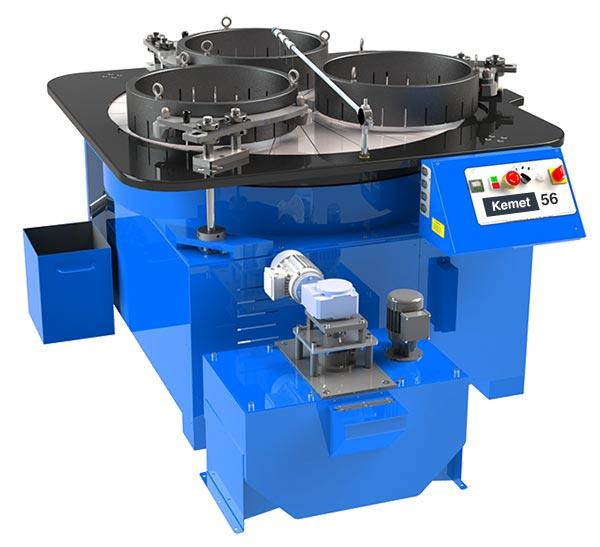 kemet 56 diamond lapping machine