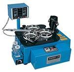 Bench top lapping machines